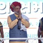 PM inaugurates RO-RO ferry service, his 'dream project' in Gujarat