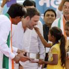 Modiji can't purchase Gujarat's voice, says Rahul