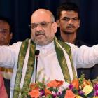 Amit Shah slams Rahul for remarks on dynastic politics