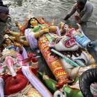 Setback for Mamata as HC revokes restrictions on Durga idol immersion