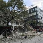Over 139 killed as strong 7.1 quake hits Mexico