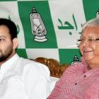 CBI summons Lalu, son Tejashwi on Sept 25, 26 in railway tender case