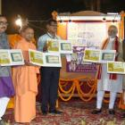 PM Modi releases postage stamp on Lord Ram