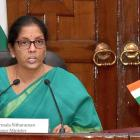 No boots from India on Afghan ground: Sitharaman