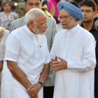 'Pained' Manmohan asks Modi to apologise over Pak conspiracy charges