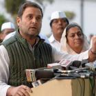 PM Modi told India to put money in banks, Nirav Modi looted it: Rahul