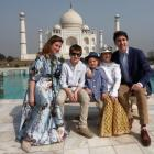 Wah Taj! Canadian PM Trudeau and family begin India visit with a bang