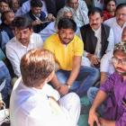 Gujarat Dalit death: Rallies held, Mevani detained