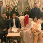 Imran Khan ties knot to 'spiritual adviser' in third marriage