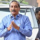 Parrikar discharged from hospital, presents budget in assembly
