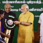 PM launches 'Amma' two-wheeler scheme, bats for women empowerment