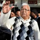 Lalu awarded 5-yr jail term in third fodder scam case