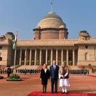 Netanyahu in India: Day 2 of his visit