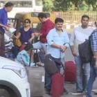 Goa: Tourists stranded as taxis go off-road; strike to continue