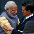 World leaders like my openness: Modi on his hugs