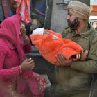 Border residents abandoned their homes to escape from Pak shelling