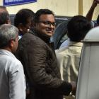 Karti gets protection from arrest till April 16 in Aircel-Maxis case