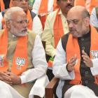 Frustrated Oppn spreading lies against govt: Modi