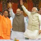 BJP bags 11 Rajya Sabha seats, crushes SP-BSP bonhomie in UP