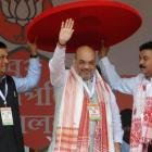 BJP sets target of over 21 LS seats from northeast in 2019 polls
