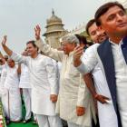 Is the BJP watching? Opposition puts up a united front