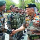 Army chief visits Kashmir after Centre ordered ceasefire for Ramzan