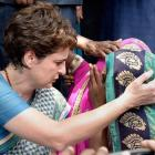 Sonbhadra victims' kin meet Priyanka at UP guesthouse