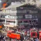 Surat fire: FIR against coaching centre owner, builder