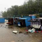 PIX: Alibaug bears the brunt of Cyclone Nisarga
