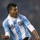 Aguero rescues Argentina in Copa America