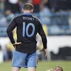 No one to blame but me for red card, says Rooney