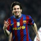 Messi to stay at Barcelona until 2018