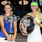 Photos: Azarenka bullies Sharapova to claim maiden Aus Open