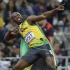 Bolt named IAAF World Athlete of the Year