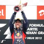 Indian Grand Prix is very special: Vettel