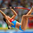 Pole vault star Isninbayeva to stand for Russian athletics presidency