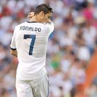 Ronaldo brushes aside queries about Madrid future