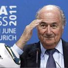 Walking off during match no solution to racism: FIFA chief