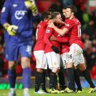 EPL: United surge seven points clear, Reds-Arsenal draw