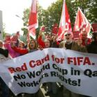 Bangladesh unions sue FIFA over Qatar World Cup workers' rights