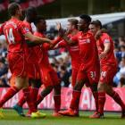 EPL: Irresistible Liverpool trounce Spurs, Villa win