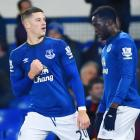 EPL: Barkley helps Everton to win over struggling QPR