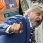 Sampdoria boss banned over