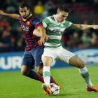 Liverpool, Arsenal target Barca defender Montoya as he eyes EPL move