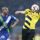 Bundesliga: Dortmund in relegation trouble after Naldo's equaliser