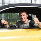 Germany's Reus fined $670,000 for driving without license