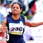 CAS clears sprinter Dutee Chand for National Games