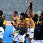 Champions Trophy finger gesture: Pak hockey coach alleges 'victimisation'