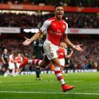 Arsenal hotshot Sanchez ready to haunt Liverpool