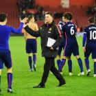 Van Gaal still chasing perfection at in-form United